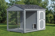 Dog Kennel w/ 6