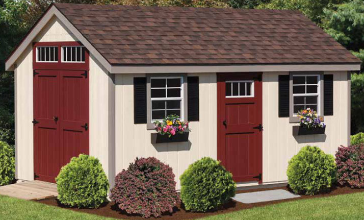 Shed Builder Stoltzfus Woodworks