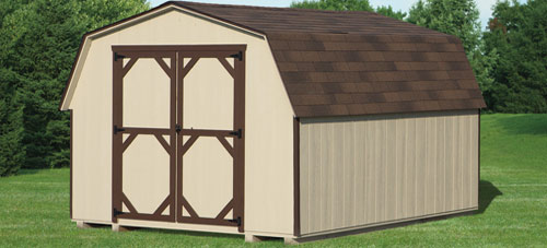 Mini Barn Shed